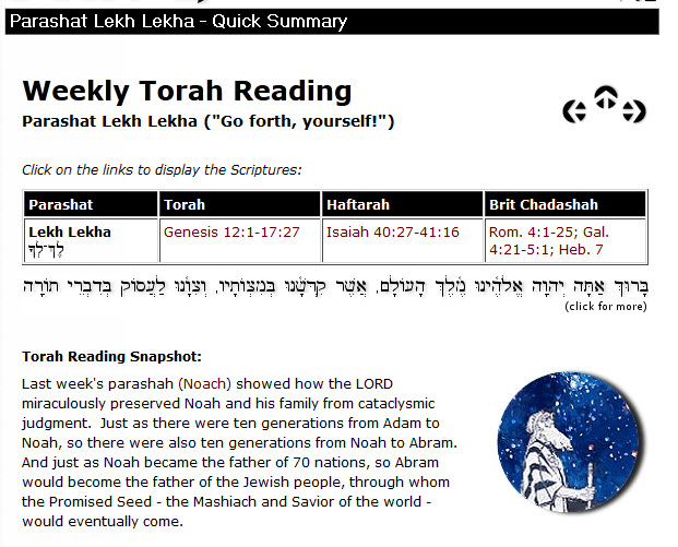 Torah portion_Lech Lekha