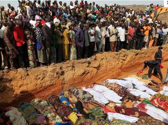 NIgerian martyrs