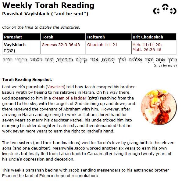 Torah portion_Vayishlach