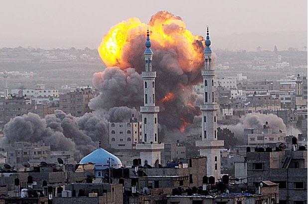 Gaza Strike_11.17.12