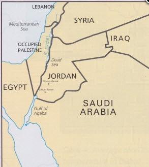 Israel as occupied Palestine