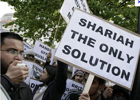 Shariah law in Syria