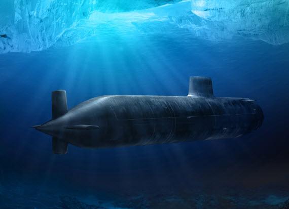 russian nuclear attack sub
