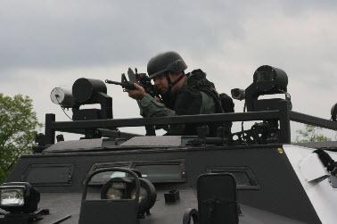 DHS preparing for civil unrest