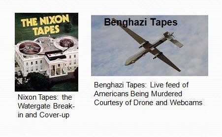 Nixon_Benghazi tapes