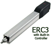 ERC3 with built-in controller