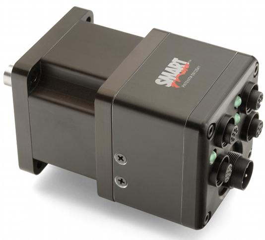 SmartMotor for Wet Environments