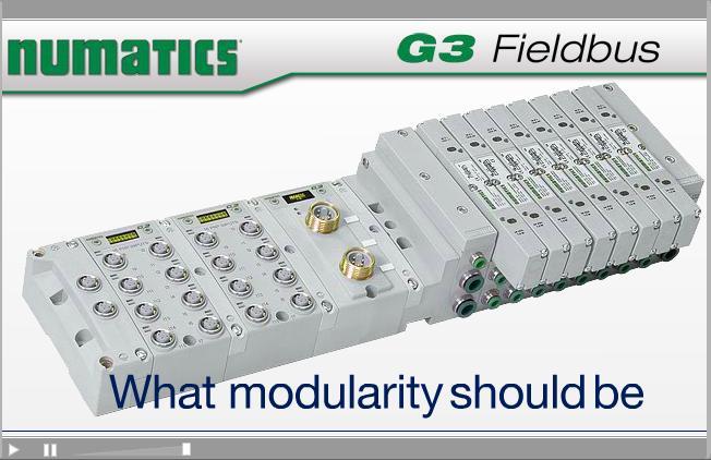 Numatics G3 video