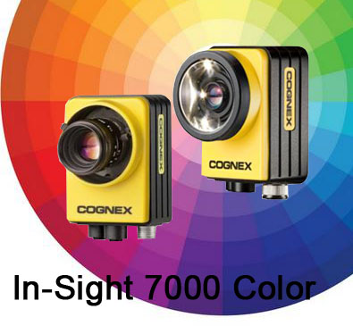 In-Sight 7010 Color vision system