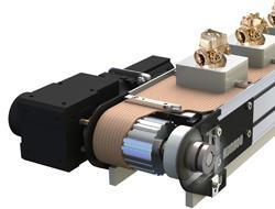 Precision Move Conveyor