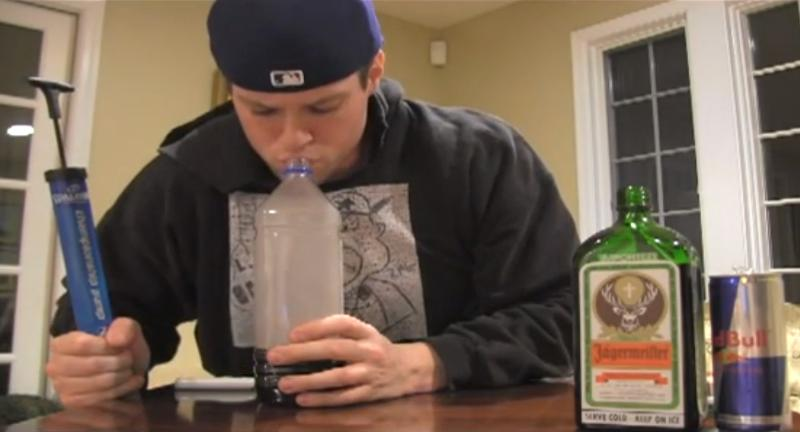 Parents' horror as new $35 device lets you INHALE alcohol goes on ...