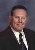 Mayor Ed Hagnauer