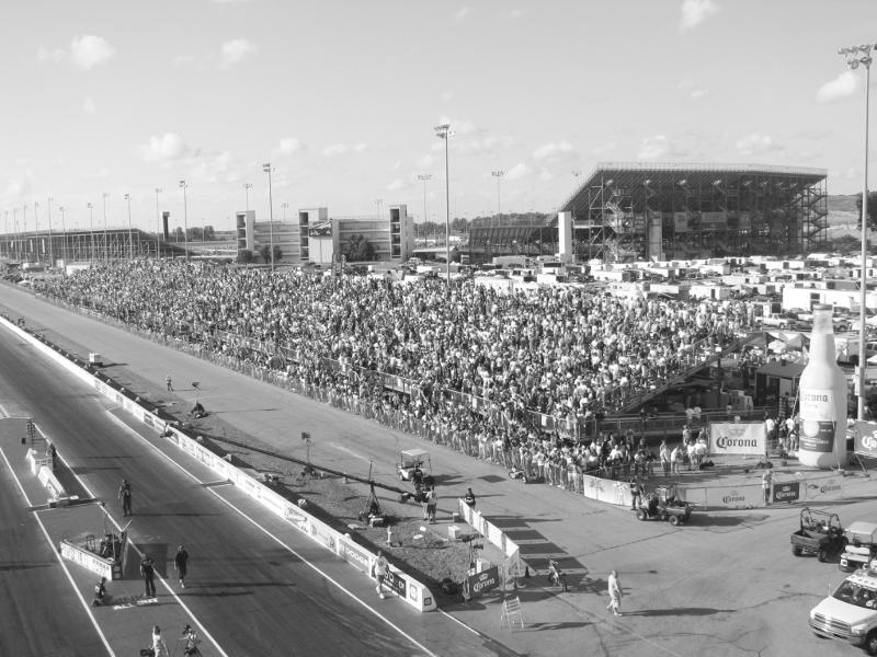 Gateway Race Track