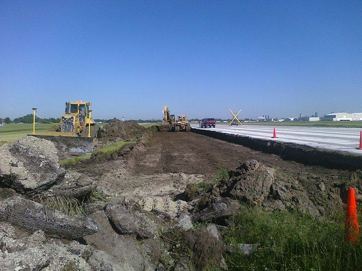 New runway