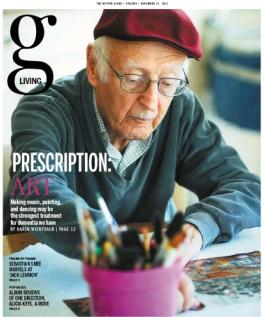 Prescription: Art
