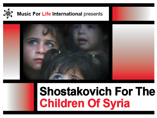 Shostakovich para el logotipo de la Infancia