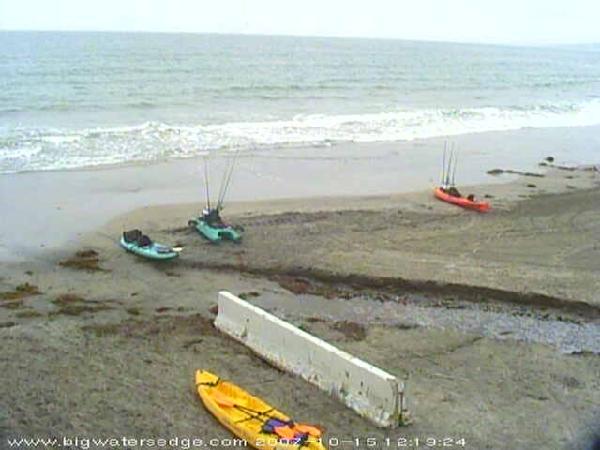 La Jolla Shores Web Cam