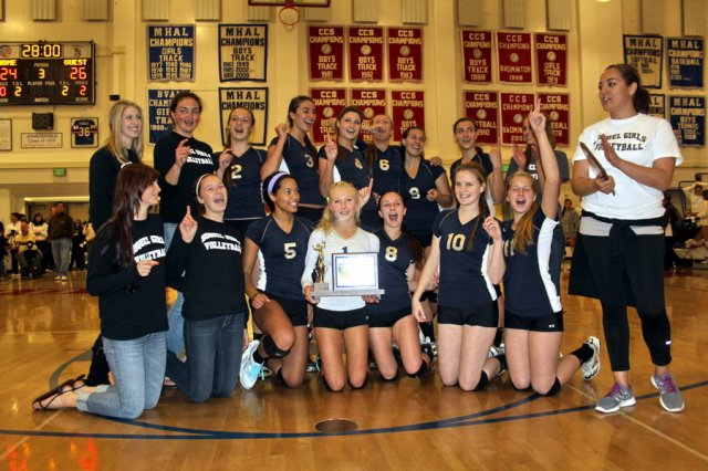2011 Varsity Volleyball
