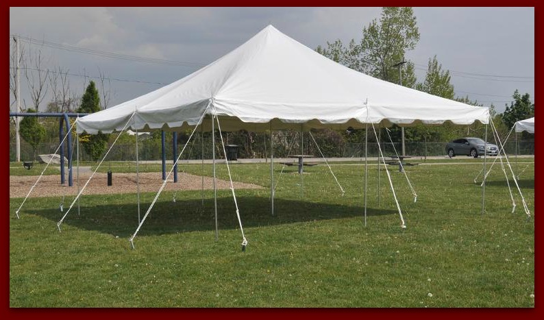 Party Tents For Sale 20x30 >> Party Tent Sale Only 299 For 20x20 Pole Tent Today Only