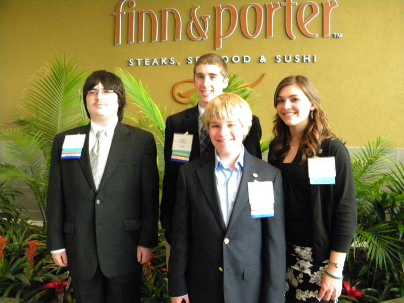 TSA of Texas Youth Ambassadors
