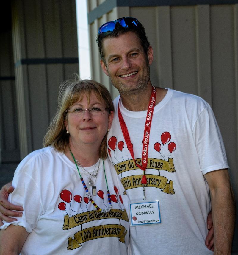 Sheryl Kadmon & Michael Conway