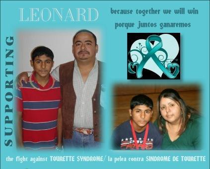LeonardFlyer