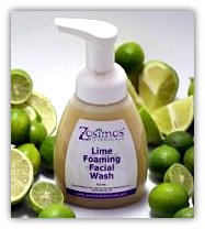 Lime Foaming Face Wash