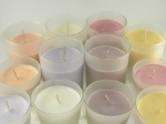Soy Candles in Glass
