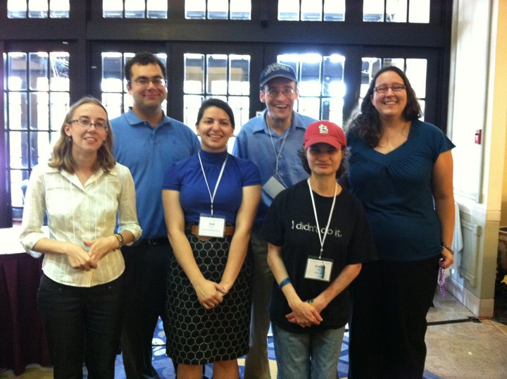 ASAN Members at the UNH Conference
