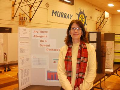 Murray Junior High Science Fair