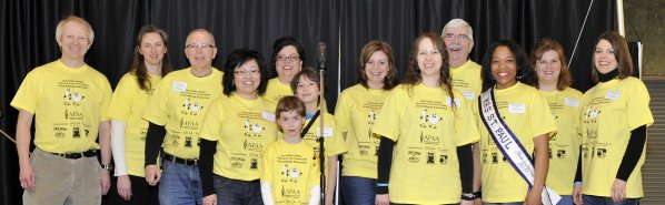 2011 Food Allergy Awareness Walk committee