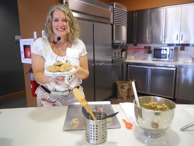 Melanie Pitts of Hope's Kitchen