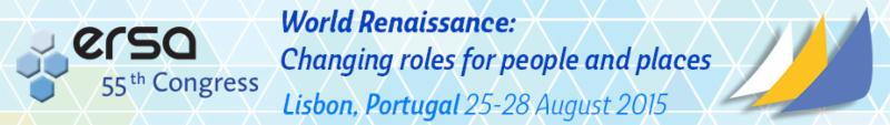 Call for Papers | 21st APDR Congress joint with 55th ERSA Congress