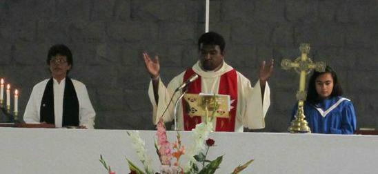 mauritius church