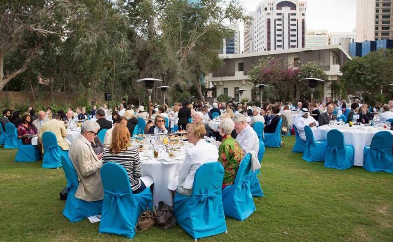 Abu Dhabi High Tea 30th January 2016