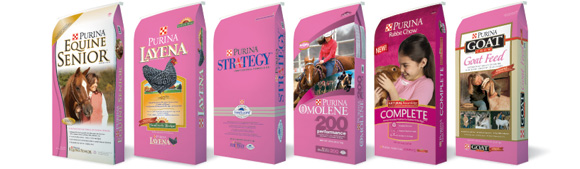 Pink 50 bags