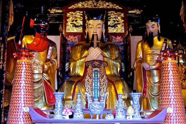 Temple of Gods Shanghai