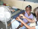Martine in Haiti