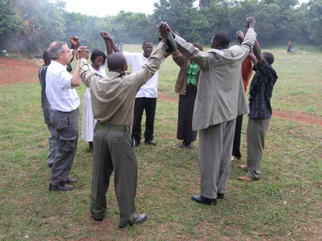 Dickson Ogwang Peacemaking