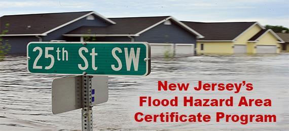 NJ Flood Hazard Area Certificate Program