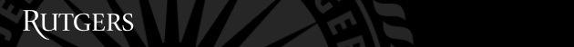 Rutgers banner black