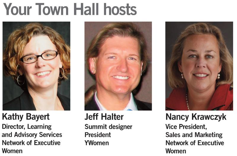 Your Town Hall hosts