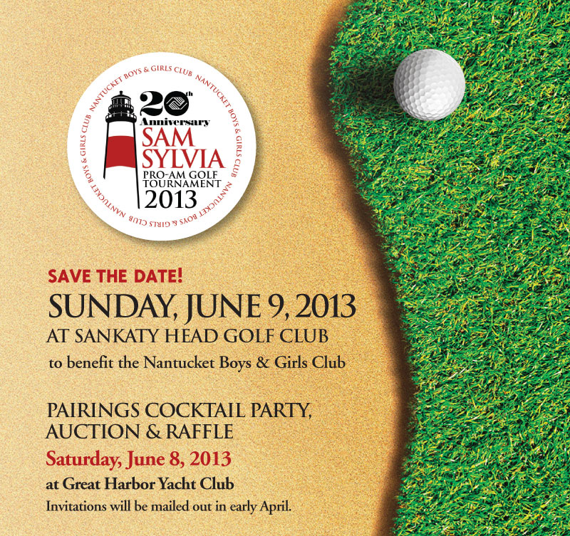 Golf Save the Date 2013