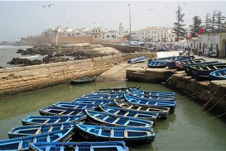 flat boats
