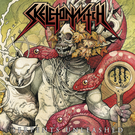 SKELETONWITCH COVER