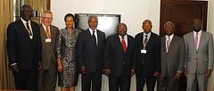 Kofi Annan Foundation Nairobi Conf.
