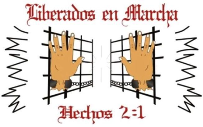 Liberados en Marcha Logo