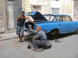 Car Repairmen