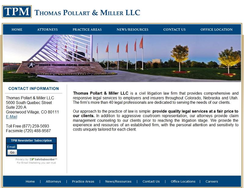 TPM Home Page
