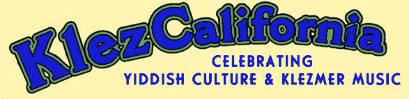 KlezCalifornia logo